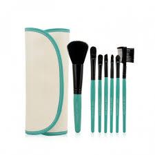 7 pcs professional makeup brush sets for women s1800006