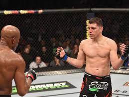 see Nick Diaz fight ...