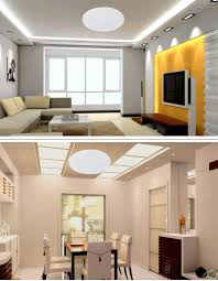 philips led essential ceiling light 17w 3000k grey