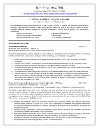 Resume Objective For Human Resources Best of Hr Resume Objective 24 Resumes For It Cv Cover Letter Generalist