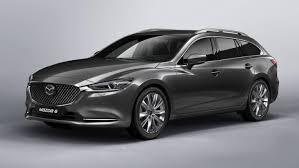 Here's the 2018 Mazda6 Wagon We Won't Get in the U.S. - The Drive