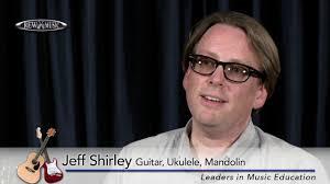 Meet the Teacher: Jeff Shirley - YouTube