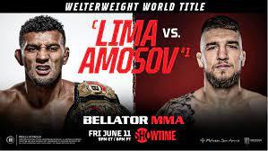 Основной кард гегард мусаси vs. Bellator 260 Takes Place Live Tonight On Showtime