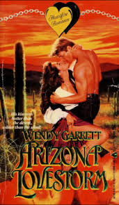 Arizona Lovestorm by Wendy Garrett
