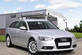 Used Audi A6 For Sale   Approved Used A6   Essex Audi & M25 Audi