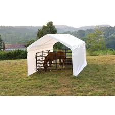 ShelterLogic <b>2-in-1</b> MaxAP <b>Outdoor</b> Canopy Tent — 20ft.L x 10ft.W ...