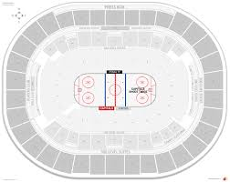 Verizon Center Seating Chart With Rows And Seat Numbers Washington Capitals Seating Guide Capital One Arena