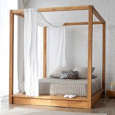 39 Canopy Bed Design Ideas   The Sleep Judge