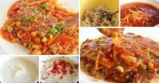 Masak sampai meletup letup kemudian tambahkan kacang polong dan cuka. Fu Yung Hai Isi Ayam Dan Sayur Bikin Anak Doyan Makan Sayur Mari Masak