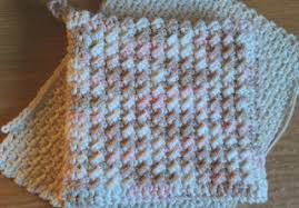 Double Thick Crochet Potholder Pattern Custom 48 Minute Potholder AllFreeCrochet