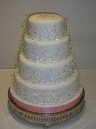 wedding cakes with edible bling. Perfect Wedding Pink Diamond Wedding Cakes  By Wwwcakecornernet Throughout Wedding Cakes With Edible Bling N