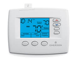 emerson thermostat wiring solidfonts programmable thermostat wiring diagram nilza net