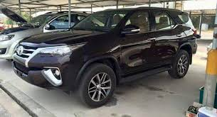 new car 2016 suvNew 2016 Toyota Fortuner SUV  This Is It