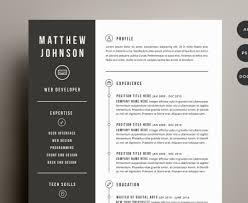 Full Size of Resume:best Resume Designs Cool Resume Ideas Awesome Best  Resume Designs Great ...