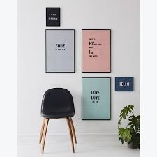 A2 Design Design Letters Message Board A2 Grey Finnish Design Shop