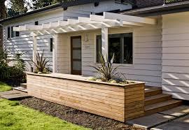 mid century modern front porch. Portland Mid-Century Modern Midcentury-exterior Mid Century Front Porch A