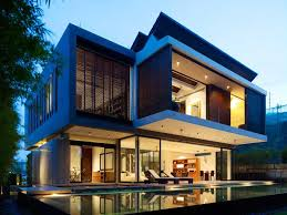 Custom Architecture Designs With Fine House Architecture Design With House