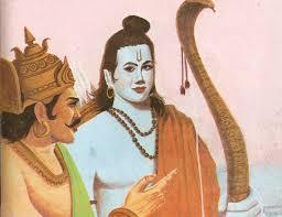 Image result for ram and ravana and vibhishana