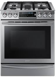 Boots Kitchen Appliances Voucher Slide In Stainless Steel Gas Range With 5 Sealed Burners