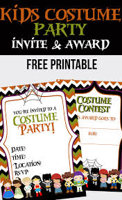 Best Halloween Costume Award Printable Costume Awards Download Them Or Print
