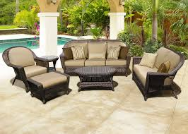 Outdoor Living Room Furniture For Your Patio Keeping Your Outdoor Living Space Private Palm Casual