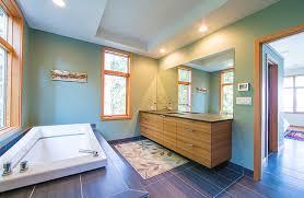 bamboo bathroom vanity. Econo-Caramelized Floating Bamboo Bathroom Vanity H