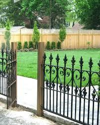 decorative metal fence post. Metal Fence Post Caps Decorative Wood Tropical Fish Cap