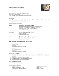 Reference Template For Resume Igniteresumes Com