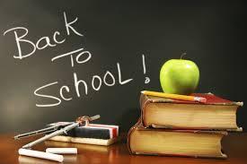 Resultado de imagen de bienvenidos escolar 17-18