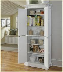 Rubbermaid White Storage Cabinets Double Door Closet Durable Plastic