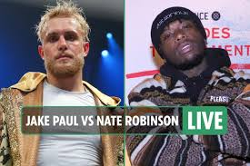 Jake Paul vs Nate Robinson fight LIVE RESULT: Paul WINS with brutal  knockout – latest reaction and updates