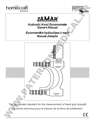 jamar owners manual a4 manualzz