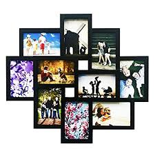Photo Frame Multiple Family Pictures Amazoncom