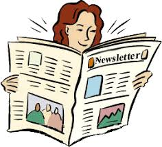 Image result for reading newsletter