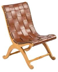 leather sling back bar stools chair chairs benches