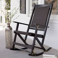 wooden outdoor rocking chairs for amazing best 29 rocking chairs images on home decor outdoor