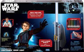Star Wars Science Lightsaber Room Light Star Wars Science Multicolor Lightsaber Room Light Uncle Milton