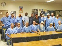 Tehachapi State Prison A New Kind Of Outreach Nvf Founder At Ironwood State Prison