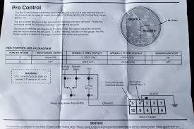 wiring diagram pro control relay diagram get image for autometer