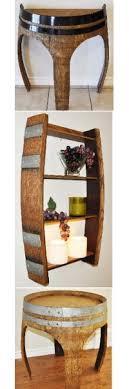 furniture made from wine barrels. Furniture. Furniture Made From Retired Wine Barrels