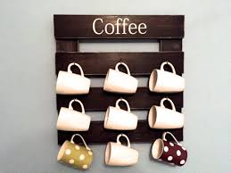 Coffee Cup Display Stands Impressive Wooden Coffee Mug Holder Moscow Love 32c32caf32fc32b