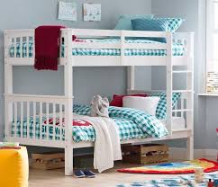 bedroom furniture bunk beds. white wooden bunk bed single frame kids room twin convertible bedroom furniture beds
