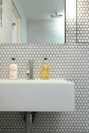 white hexagon tile bathroom black and floor tiles australia white hexagon tile bathroom black and floor tiles australia