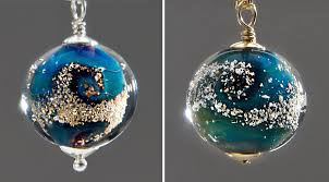 memorial ash be artist turns your loved ones ashes into jewelry