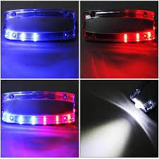 Strobe Indicator Light China Rechargeable Strobe Shoulder Lights Clip Flasher