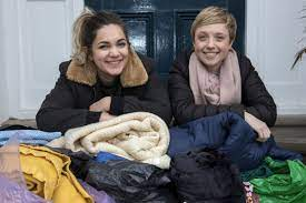 Keep Calais Warm founders collecting 500 blankets and sleeping bags in  Malvern for Calais refugees | Malvern Gazette