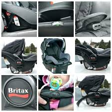 britax b ready car seat safe infant bob base compatibility