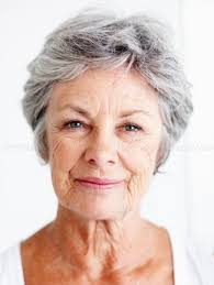 short hairstyle over 60