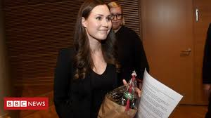 Finnish minister Sanna Marin, 34, to become world's youngest PM ...