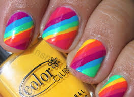 bright color nail designs nail designs hair styles tattoos and
